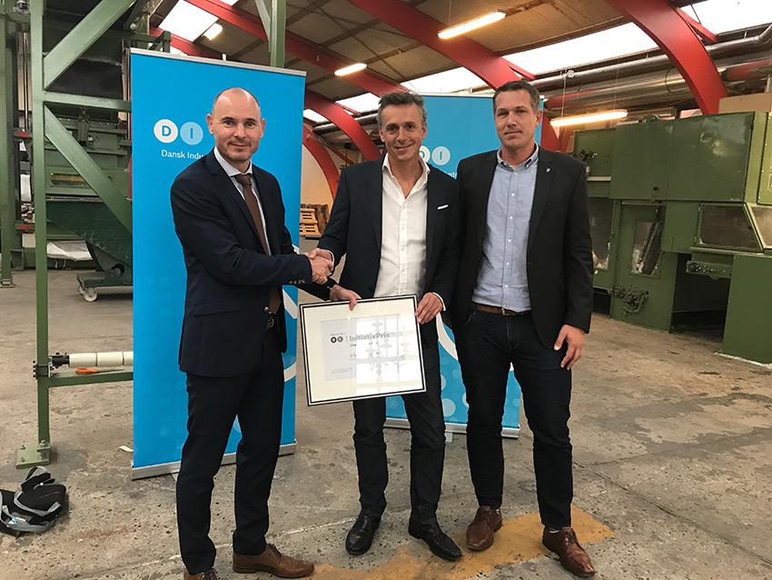 DI Initiative Award: Ucomposites makes the world greener